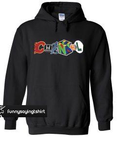 avager nintendo logo hoodie