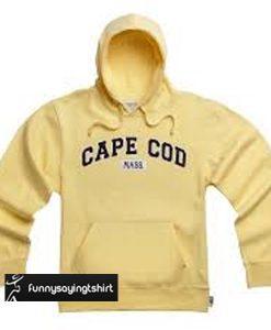 cape cod hoodie
