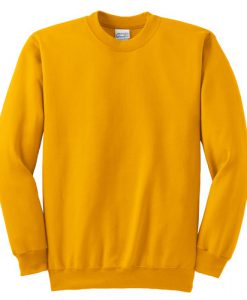 Yellow Cute sweatshirt