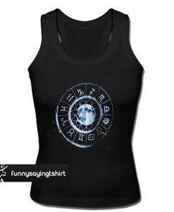 Zodiac Moon Tank Top