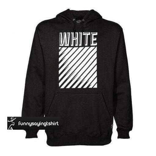 2019 Off White Virgil Abloh hoodie
