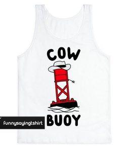 Cow Buoy tank top