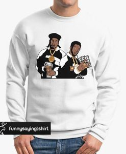 Paid In Full Crewneck sweatshirt