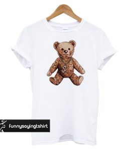 Teddy Bear Dollar Chain t shirt