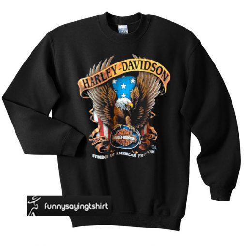 Vintage Harley Davidson Sweatshirt
