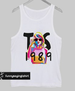 taylor swift 1989 tank top