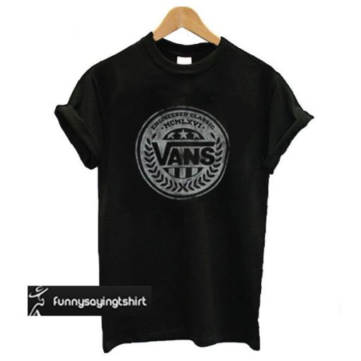 Vans Shield t shirt