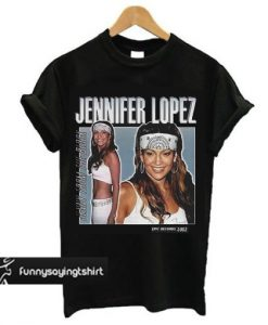 Jennifer Lopez t shirt