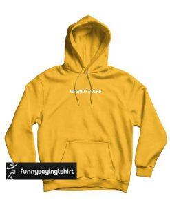 Virginity Rocks Gold hoodie