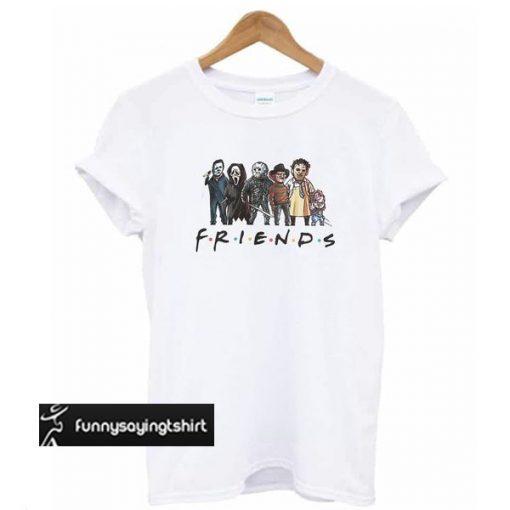 Friends Halloween t shirt