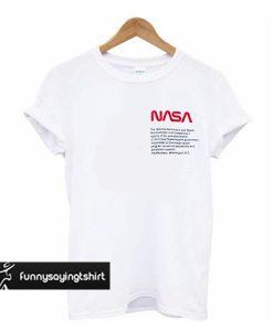 Heron Preston x NASA t shirt