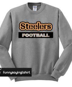Steelers Football sweatshirt