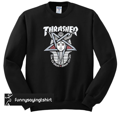 Thrasher Magazine Goddess sweatshirt