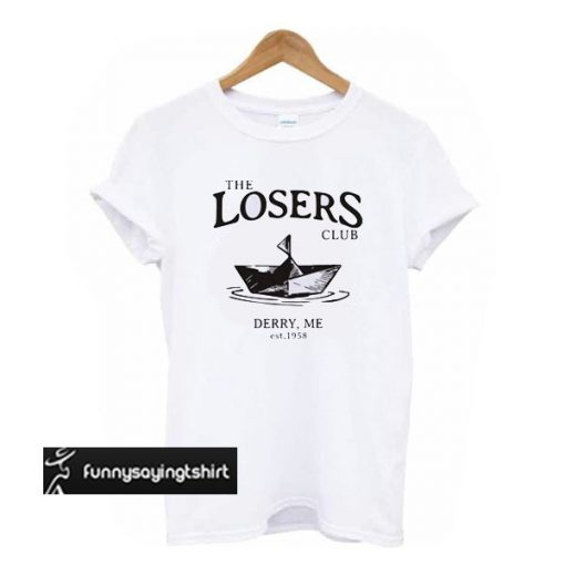 the losers club t shirt