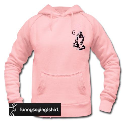 6 god drake hoodie