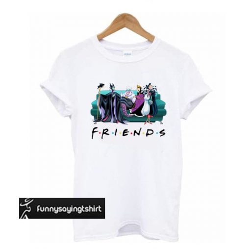 Disney Villains Mixed Friend Shirt Halloween 2019 t shirt
