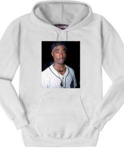 2pac Tupac Shakur hoodie