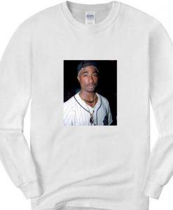 2pac Tupac Shakur sweatshirt