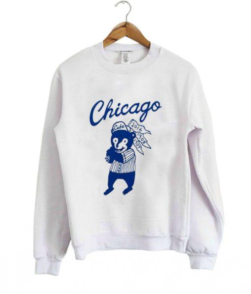 Chicago Cubs sweatshirt