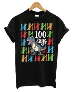 100 Days Smarter School Party 100th Day of School t shirt