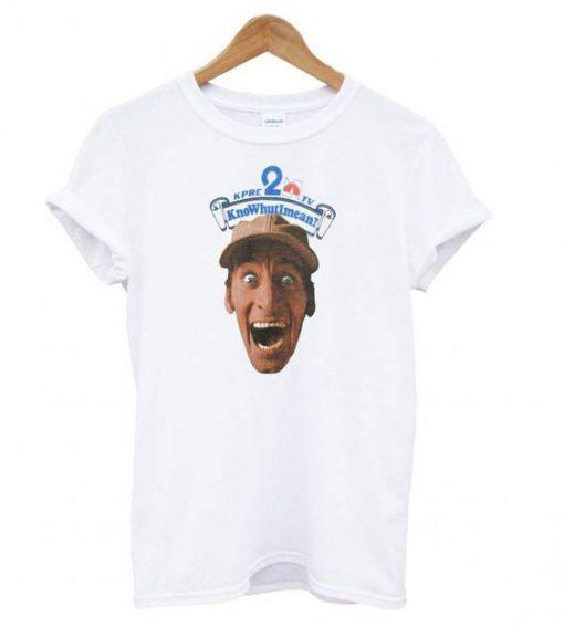 80's Ernest P. Worrell KnoWhutIMean Vintage t shirt