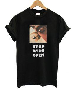 Neil Barrett Eyes Wide Open t shirt