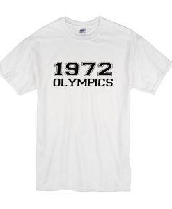 1972 Olympics t shirt