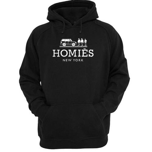 homies new york hoodie