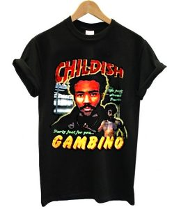 Childish Gambino This Is America 90 Style Vintage Stylish Edgy Printed Aesthetic t shirt