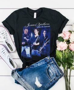 2010 Jonas Brothers Tour t shirt