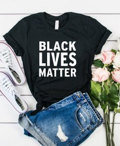 Black Lives Matter tees