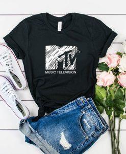 MTV logo t shirt