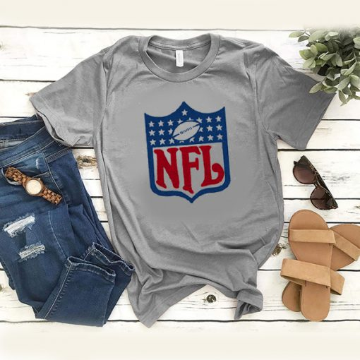 NFL shield t shirt