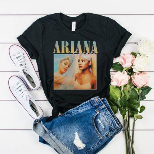 Ariana Grande Vintage Unisex t shirt