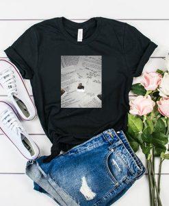 XXXTentacion 17 Album Cover t shirt