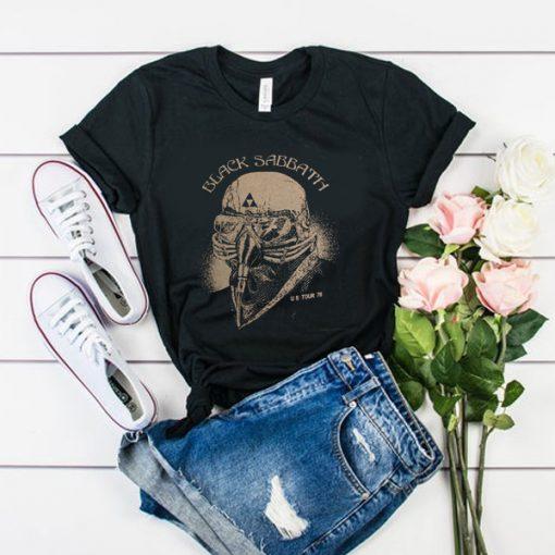Black Sabbath Iron Man t shirt