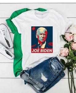 Joe Biden Popart t shirt