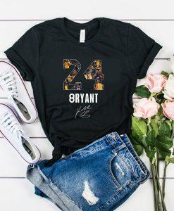 24 8ryant – Kobe Bryant t shirt