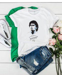 Diego Armando Maradona t shirt