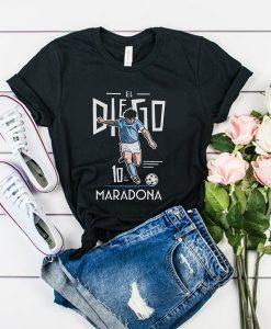 Diego Maradona Legend t shirt