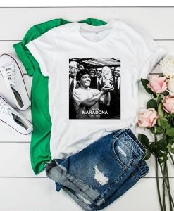 maradona 1960 2020 t shirt
