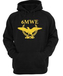 6mwe hoodie