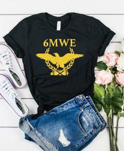 6mwe t shirt