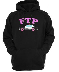 Fuck The Police Sprinkled Donut FTP Version hoodie