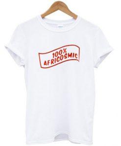100% Africosmic t shirt