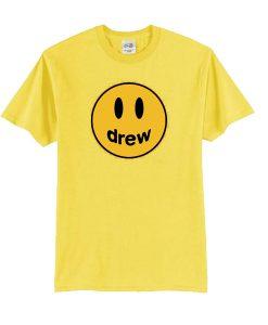 Drew House Yellow t shirt