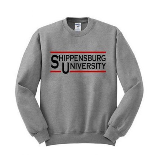 Shippensburg University sweatshirt