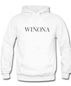 Winona Ryder hoodie